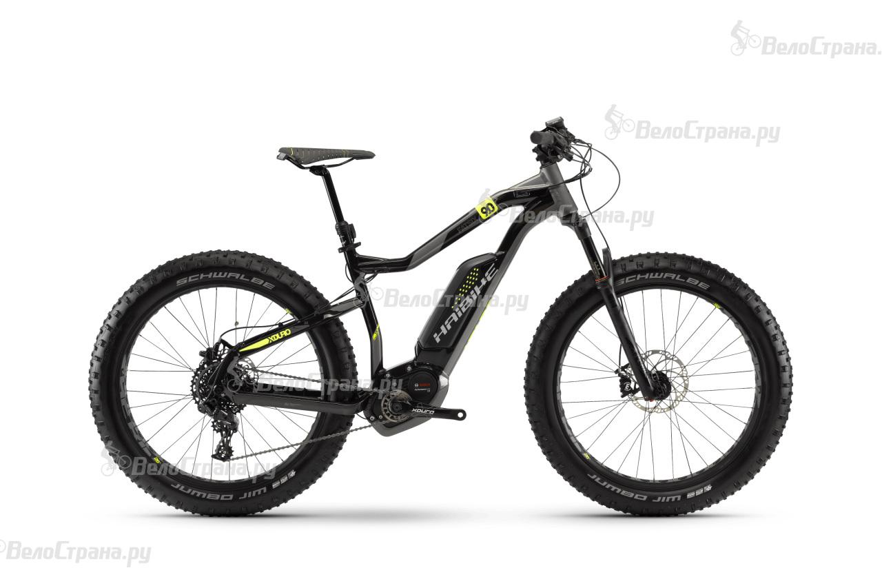Велосипед Haibike XDURO FatSix 9.0 500Wh (2018)