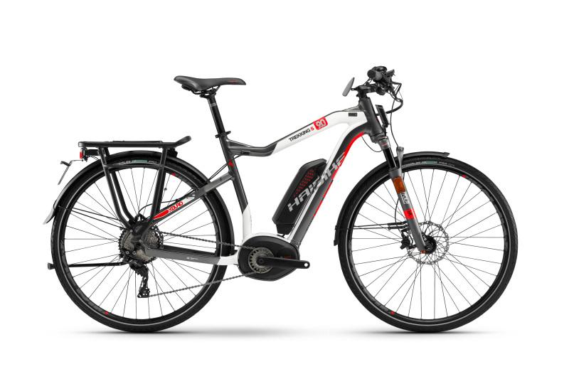 Купить Электровелосипед Haibike XDURO Trekking S Man 9.0 500Wh (2018)