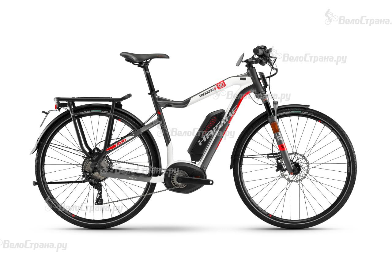 Велосипед Haibike XDURO Trekking S Man 9.0 500Wh (2018)