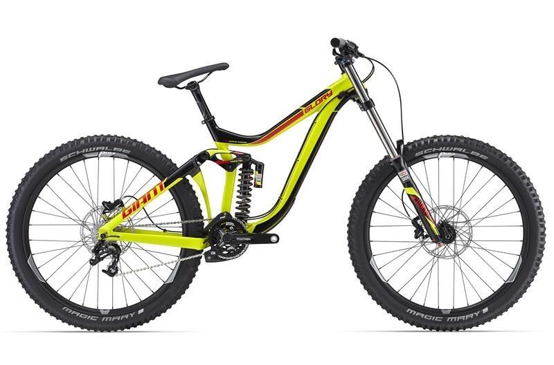 Купить Велосипед двухподвес Giant Glory 27.5 2 (2016)