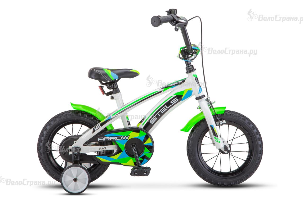 Велосипед Stels Arrow 12 V020 (2018) велосипед stels powerkid 12 boy v020 2018