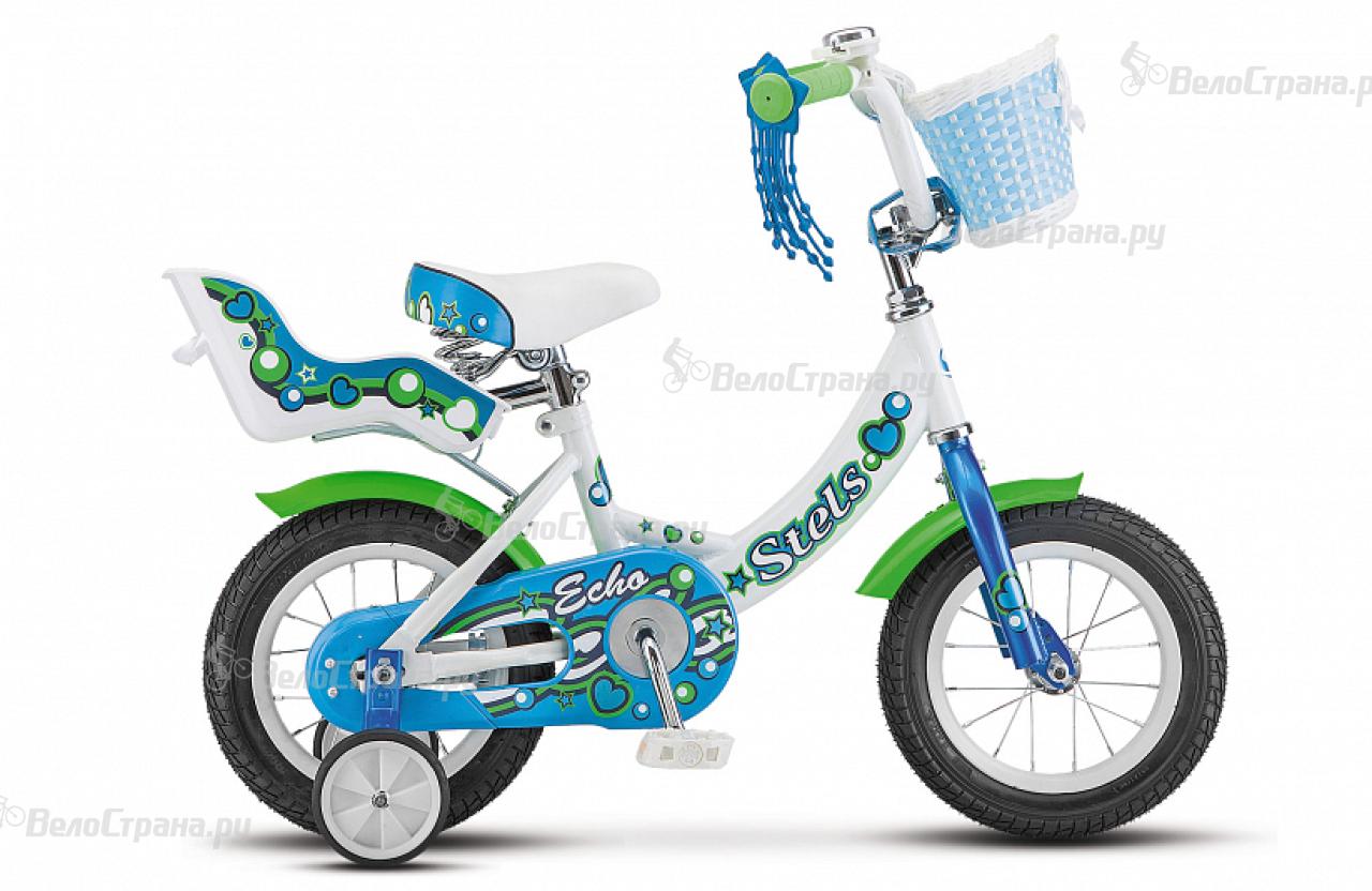 Велосипед Stels Echo 12 V020 (2018) велосипед stels powerkid 12 boy v020 2018