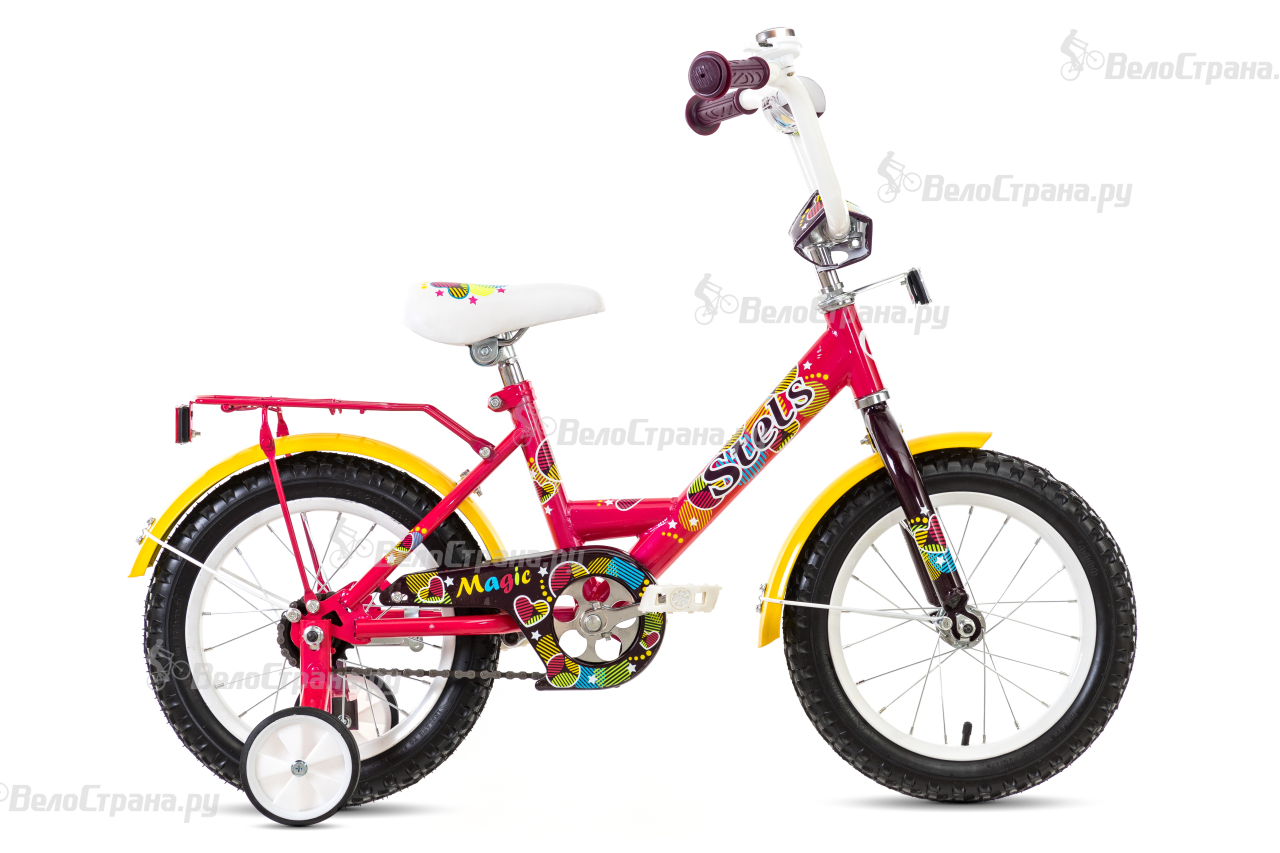 Велосипед Stels Magic 14 V020 (2018) велосипед stels powerkid 12 boy v020 2018