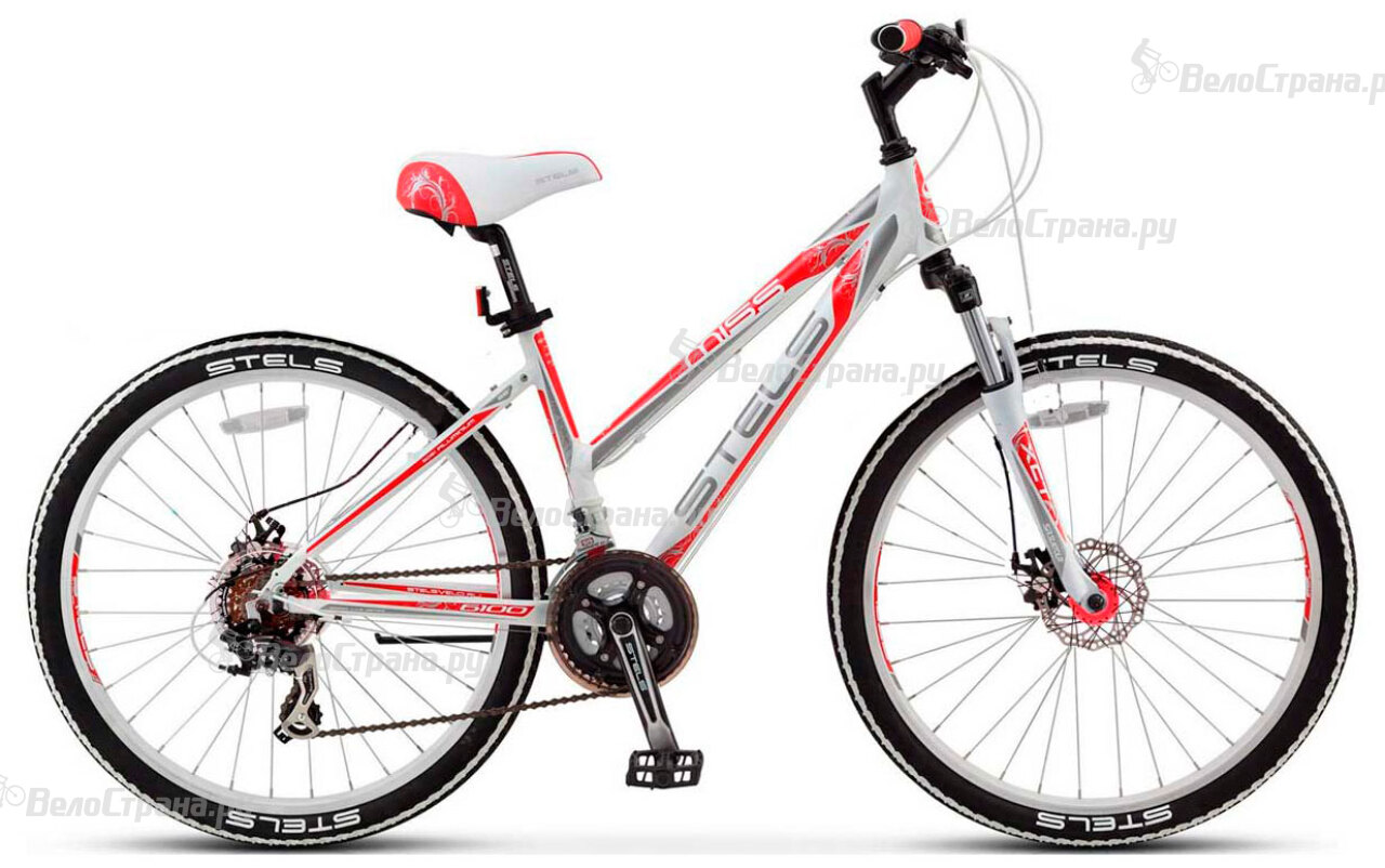 Велосипед Stels Miss 6100 MD V030 (2018) велосипед stels miss 6100 md 26 2017