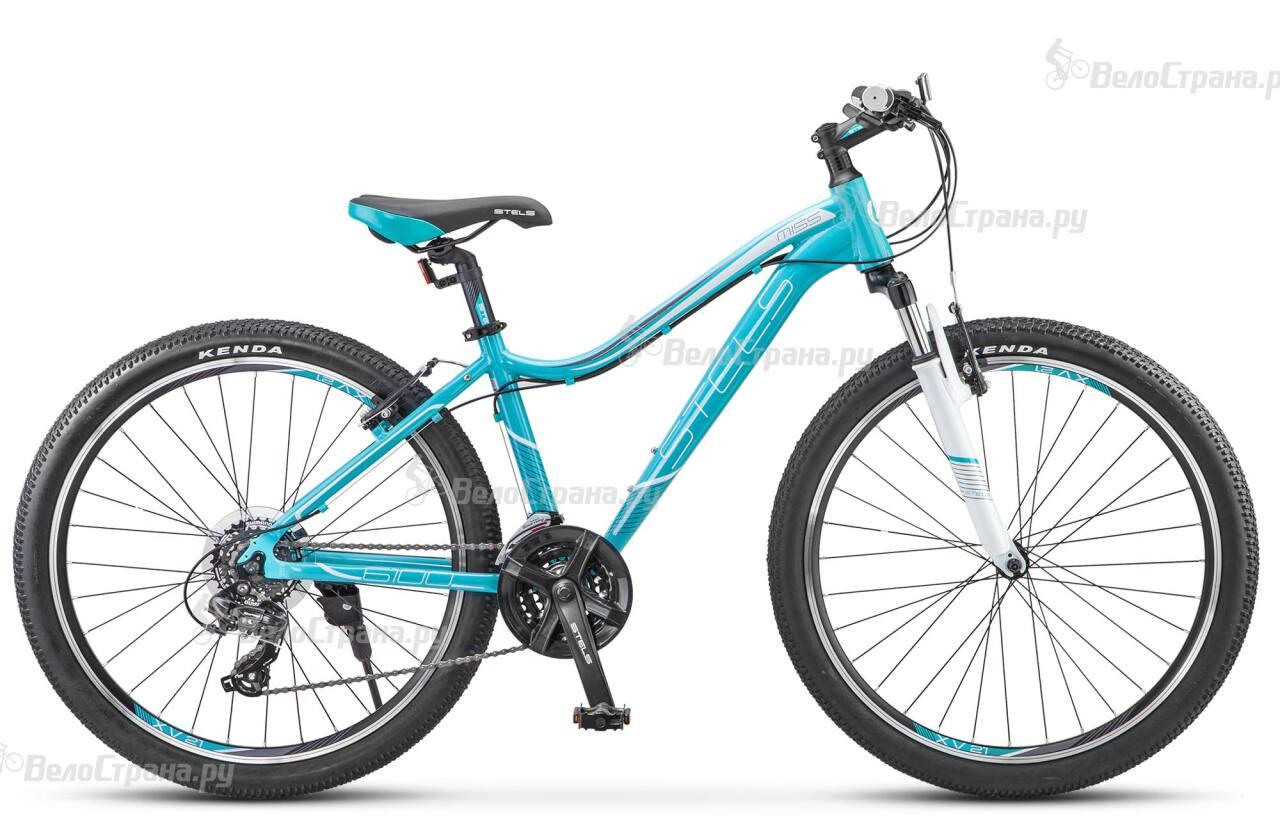 Велосипед Stels Miss 6100 V V020 (2018) велосипед stels miss 6100 2013