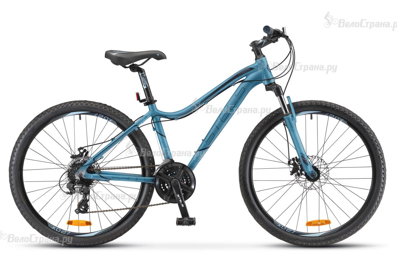 Велосипед Stels Miss 6300 MD V020 (2018) велосипед десна 2710 md 27 5 v020 2018 рама 17 5 антрацитовый