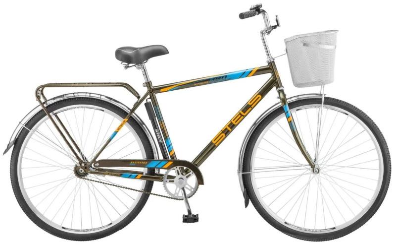 Купить Комфортный велосипед Stels Navigator 300 Gent Z010 (2018)