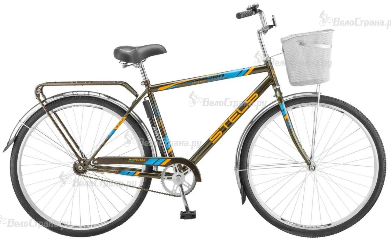 Велосипед Stels Navigator 300 Gent Z010 (2018) велосипед stels navigator 380 2016