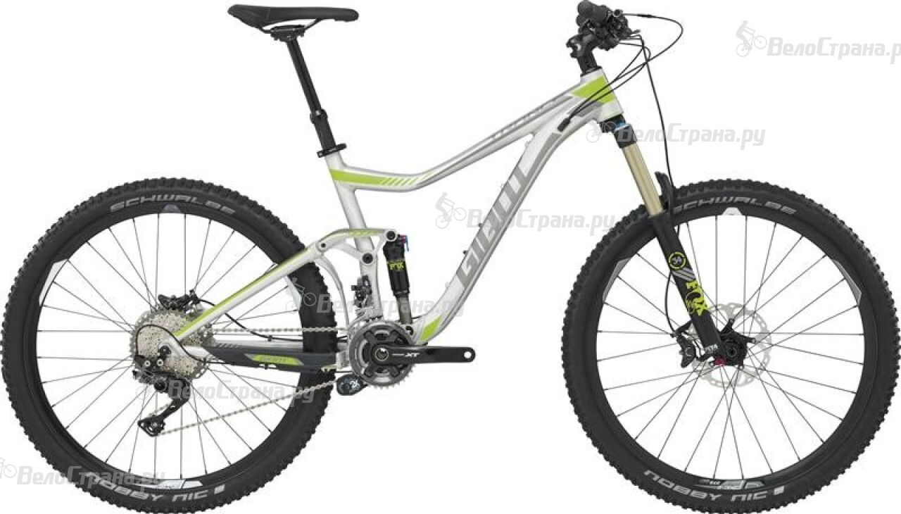 Велосипед Giant Trance 27.5 1.5 LTD (2016)
