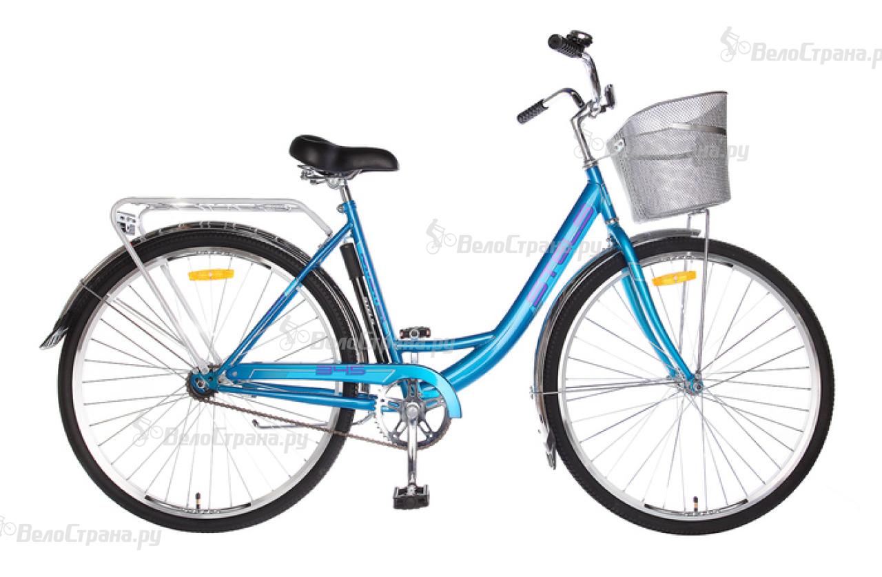 Велосипед Stels Navigator 345 Z010 (2018) велосипед stels navigator 250 2016