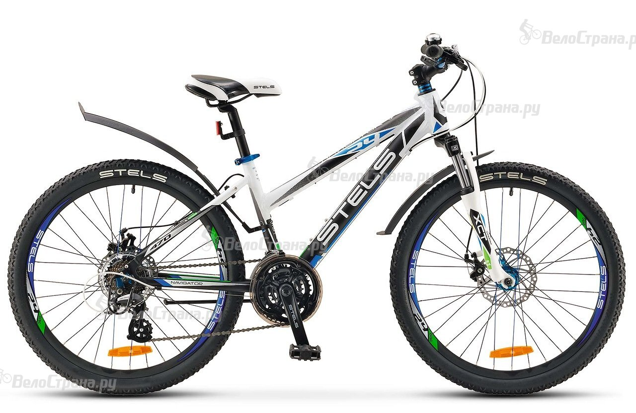 Велосипед Stels Navigator 470 MD V020 (2018) велосипед stels miss 5100 md v031 2018