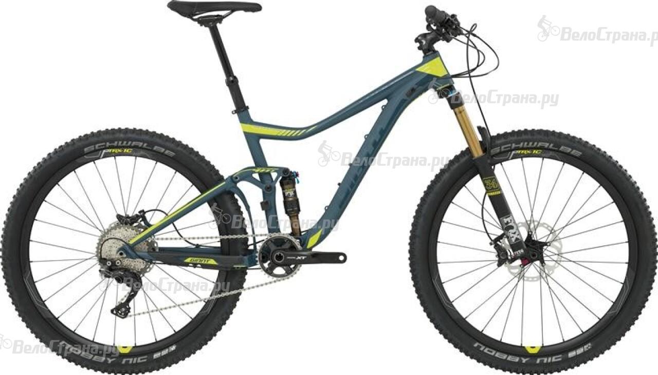 Велосипед Giant Trance 27.5 1-EU (2016)