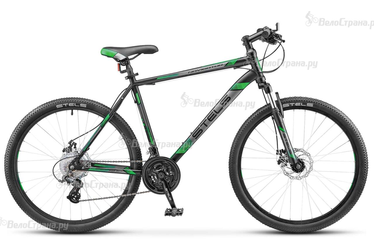 Велосипед Stels Navigator 500 MD V020 (2018) велосипед десна 2710 md 27 5 v020 2018 рама 17 5 антрацитовый
