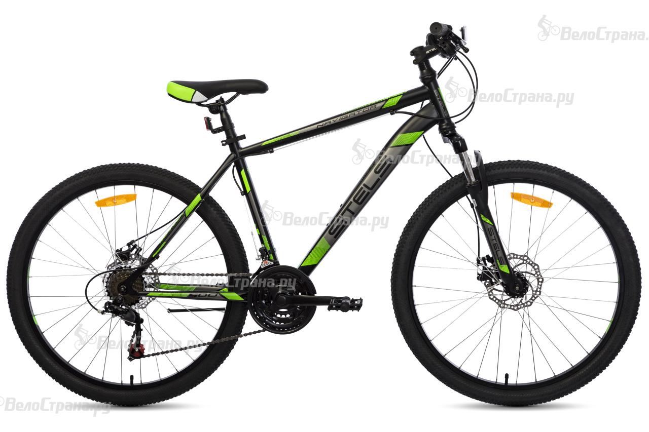 Велосипед Stels Navigator 500 MD V030 (2018) велосипед stels navigator 610 md 27 5 v030 2017