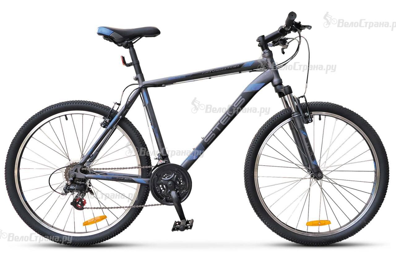 Велосипед Stels Navigator 500 V V020 (2018) велосипед stels navigator 320 28 v020 2018
