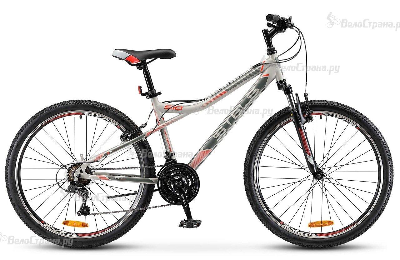 Велосипед Stels Navigator 510 V V020 (2018)