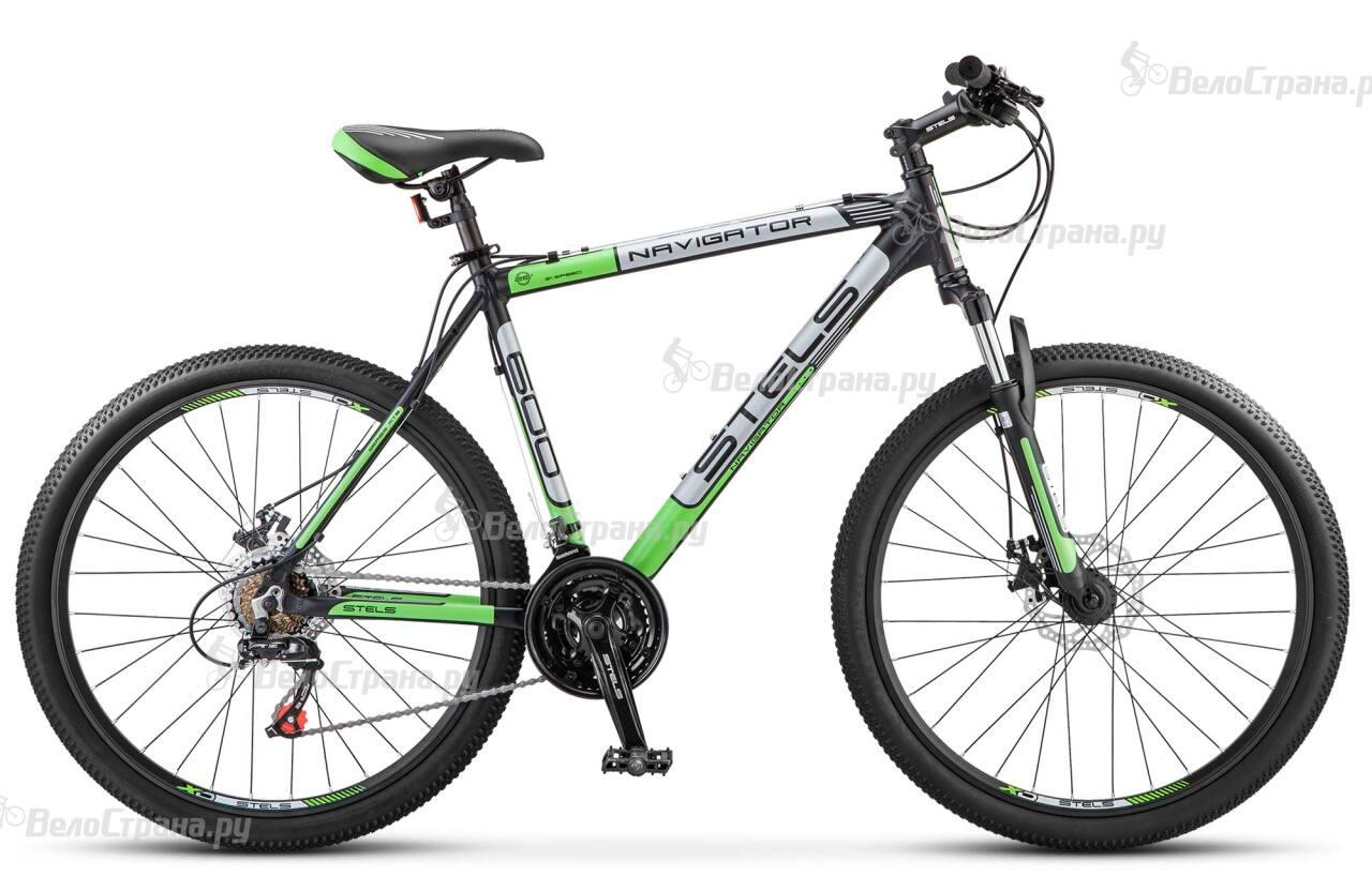 Велосипед Stels Navigator 600 MD V030 (2018) велосипед stels navigator 610 md 27 5 v030 2017