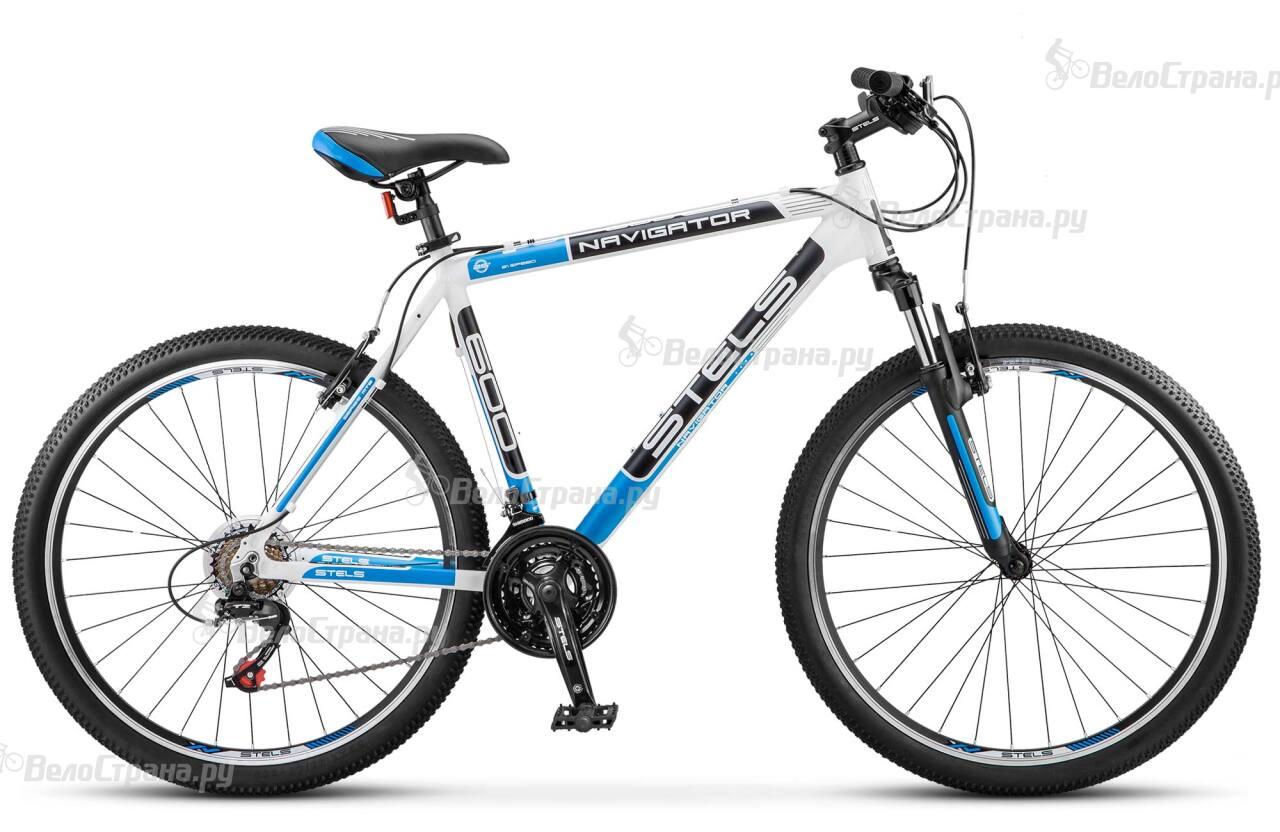 Велосипед Stels Navigator 600 V V030 (2018) велосипед stels navigator 450 v 2016