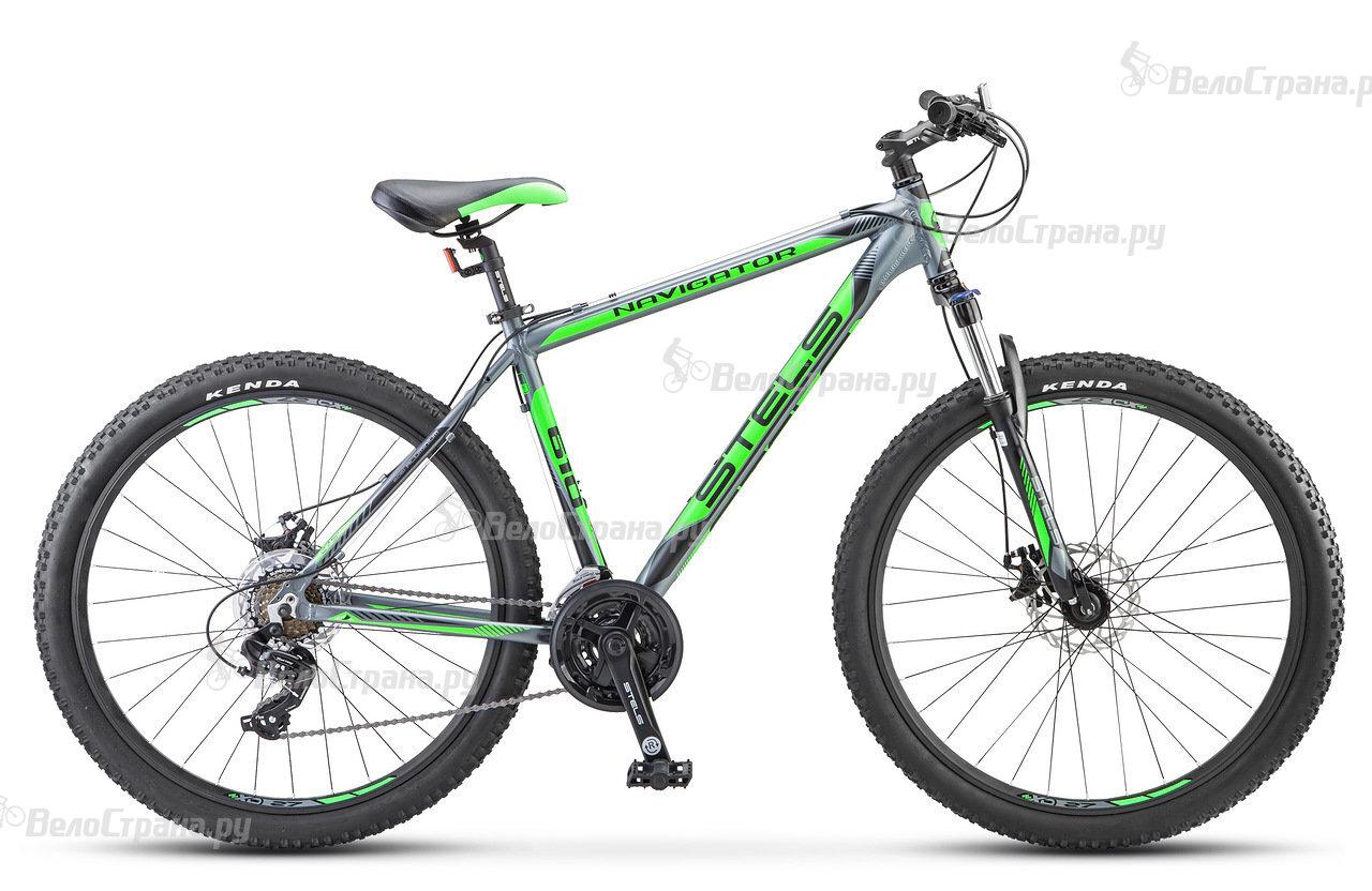 Велосипед Stels Navigator 610 MD 27.5 (2018) велосипед stels voyager md 2015