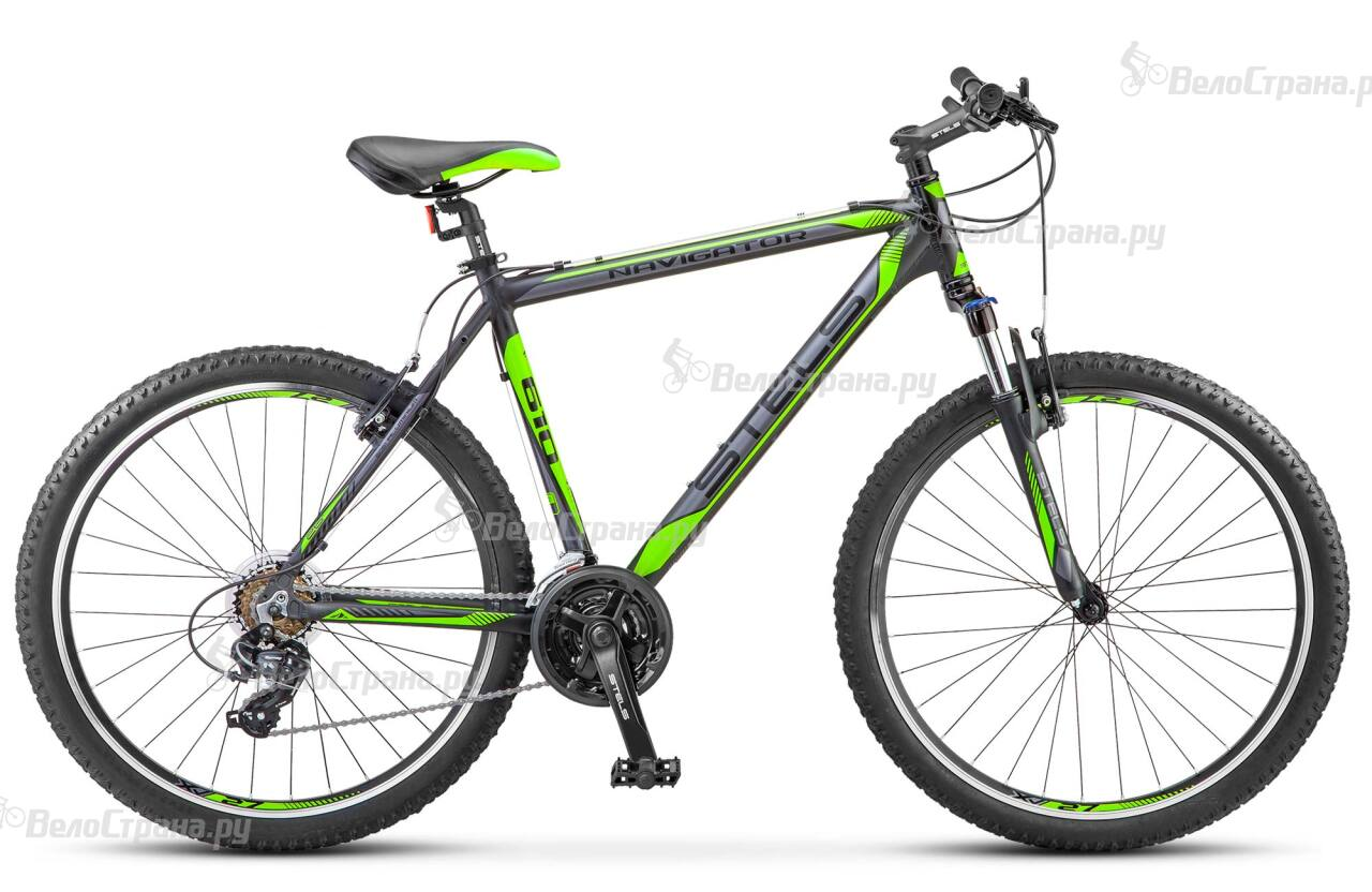 Велосипед Stels Navigator 610 V V030 (2018) велосипед stels navigator 610 md 27 5 v030 2017