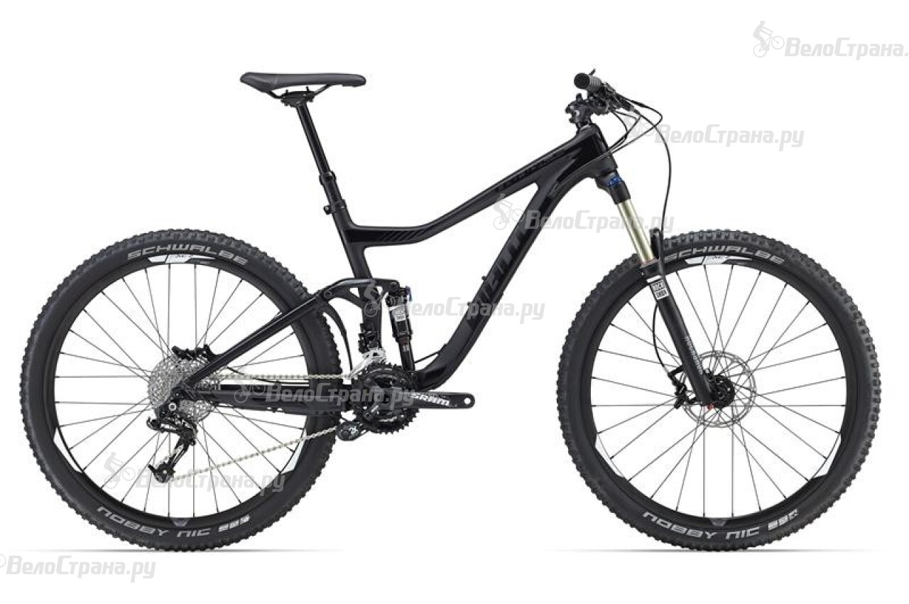 Велосипед Giant Trance Advanced 27.5 2 (2016) велосипед giant trance advanced 27 5 1 2016