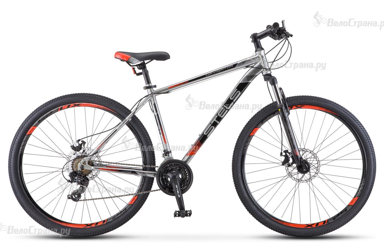 Велосипед Stels Navigator 900 MD V010 (2018) велосипед stels miss 5100 md v031 2018