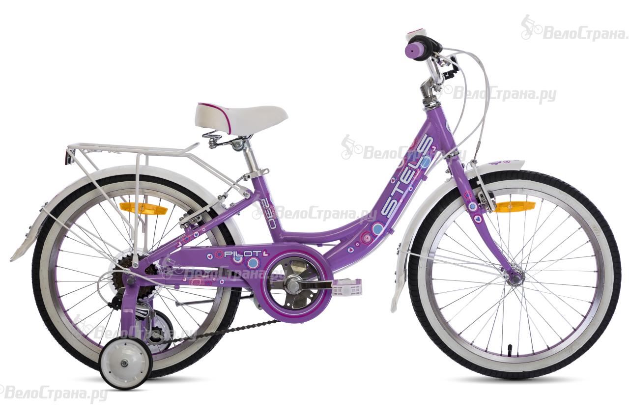Велосипед Stels Pilot 230 Lady V020 (2018) велосипед stels pilot 230 lady v020 2018