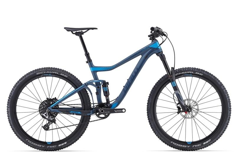 Купить Велосипед двухподвес Giant Trance Advanced 27.5 0 (2016)