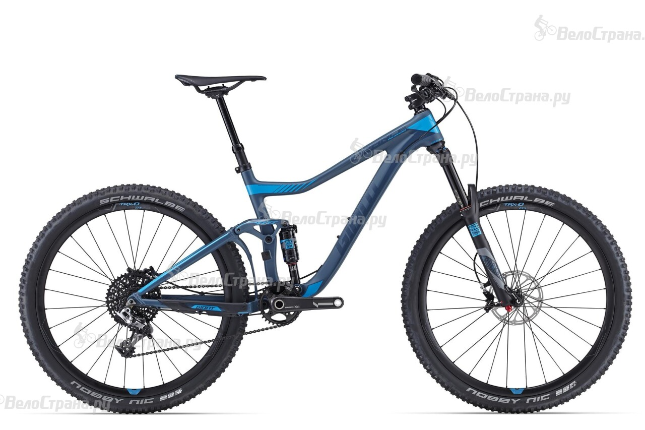 Велосипед Giant Trance Advanced 27.5 0 (2016) велосипед giant trance advanced 27 5 1 2016
