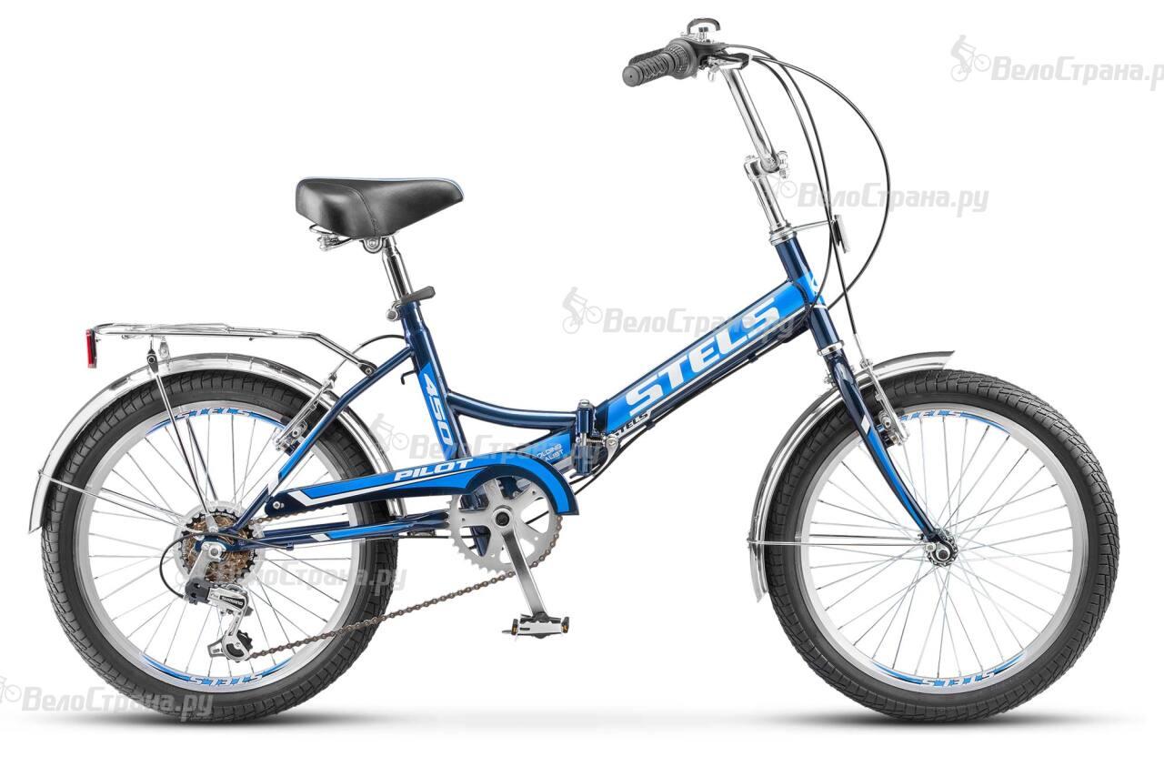 Велосипед Stels Pilot 450 Z011 (2018) велосипед stels pilot 450 2015