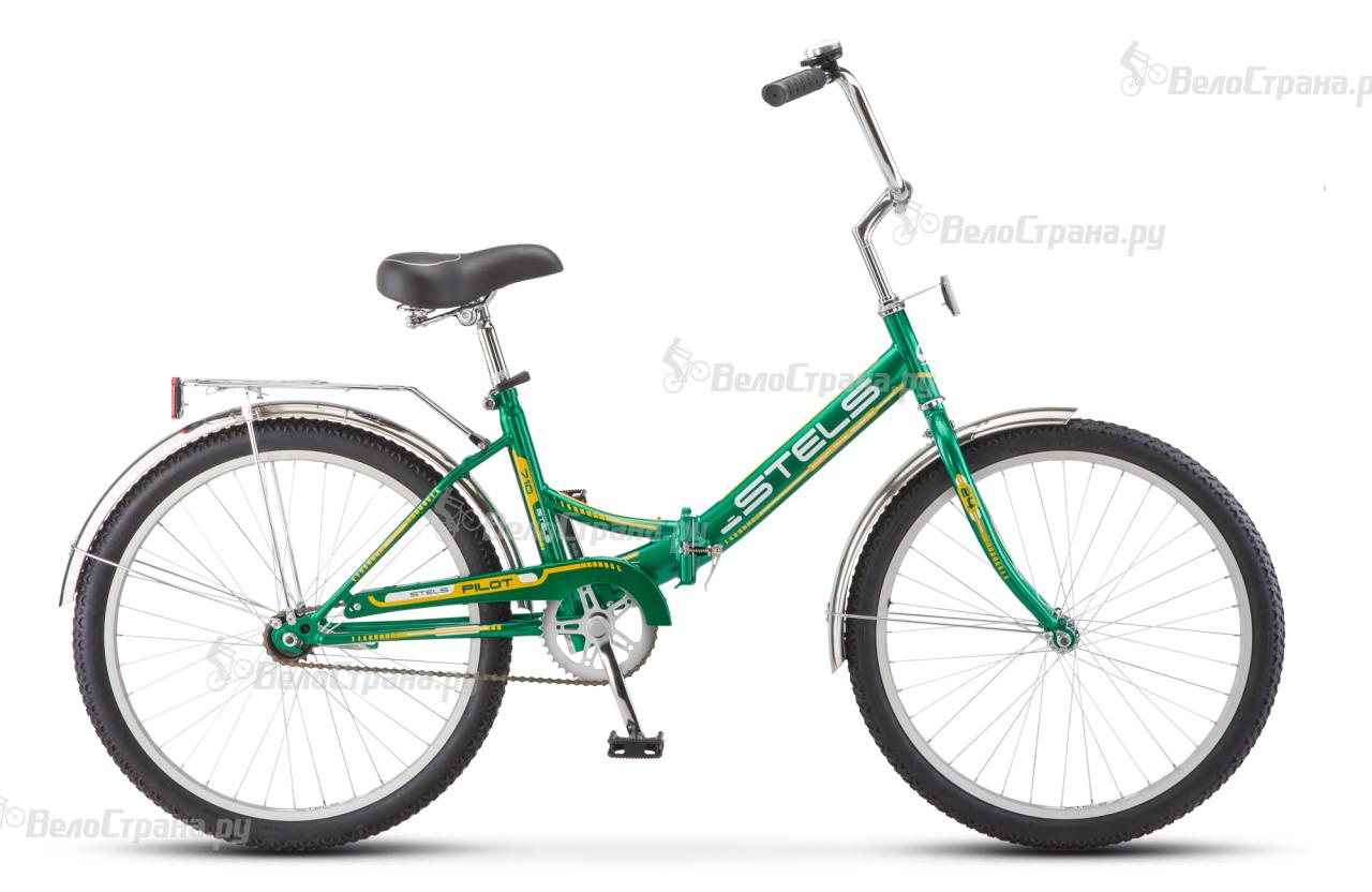 Велосипед Stels Pilot 710 Z010 (2018) велосипед stels pilot 710 2016