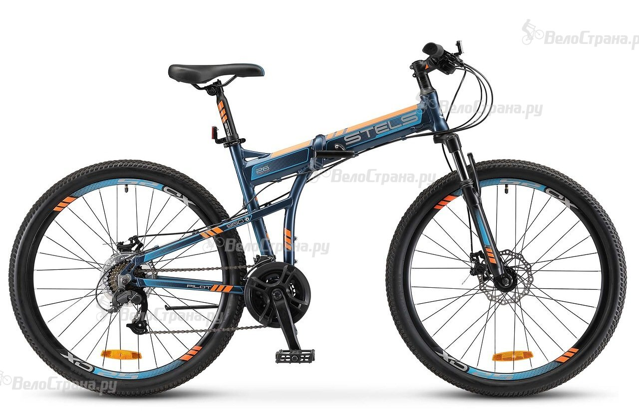 Велосипед Stels Pilot 950 MD V010 (2018) велосипед stels voyager md 2015