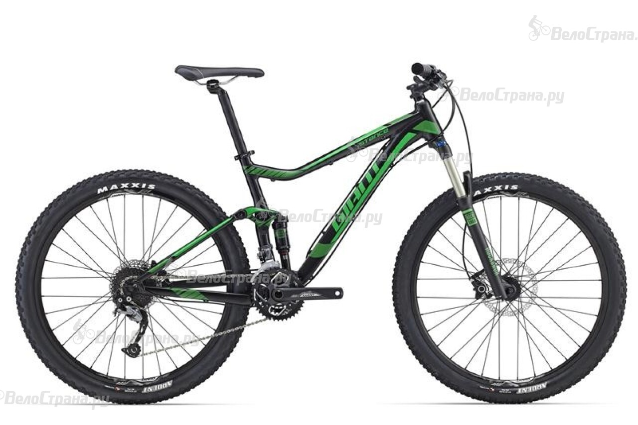 Велосипед Giant Stance 27.5 2 (2016) giant stance 27 5 2 2015 black cyan