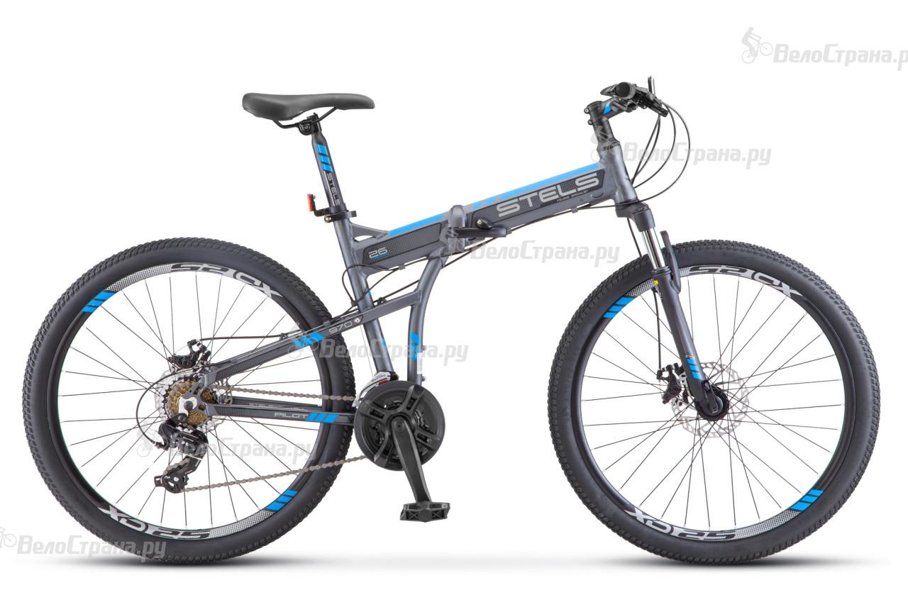 Велосипед Stels Pilot 970 MD V021 (2018) велосипед stels miss 5100 md v031 2018