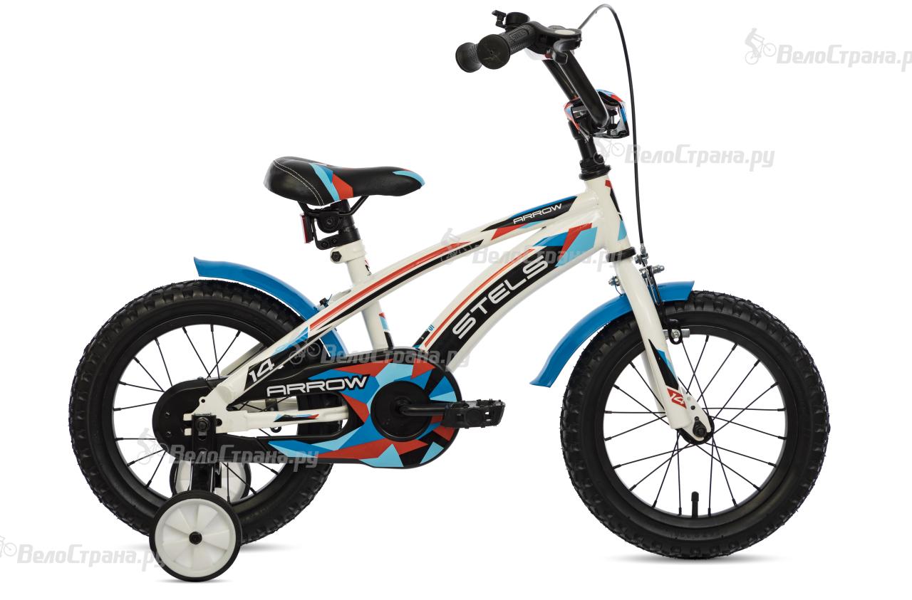 Велосипед Stels Arrow 14 V020 (2018) велосипед stels navigator 310 2016
