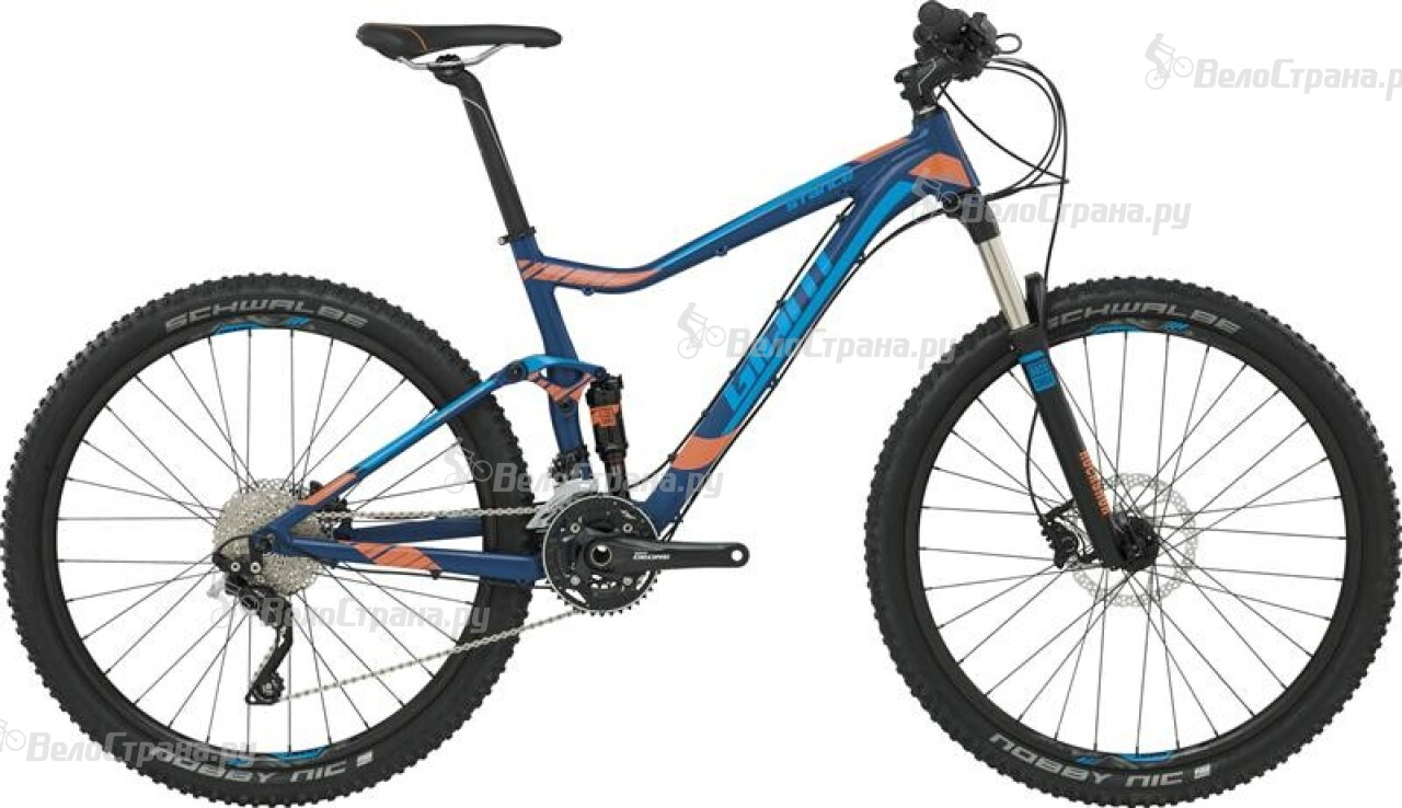 Велосипед Giant Stance 27.5 1 LTD (2016) giant stance 27 5 2 2015 black cyan
