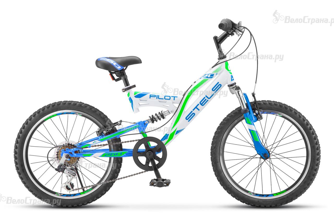 Велосипед Stels Pilot 260 V020 (2018) велосипед stels pilot 280 md v020 2018