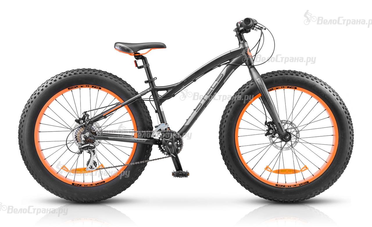 Велосипед Stels Navigator 480 MD V020 (2018) велосипед десна 2710 md 27 5 v020 2018 рама 17 5 антрацитовый