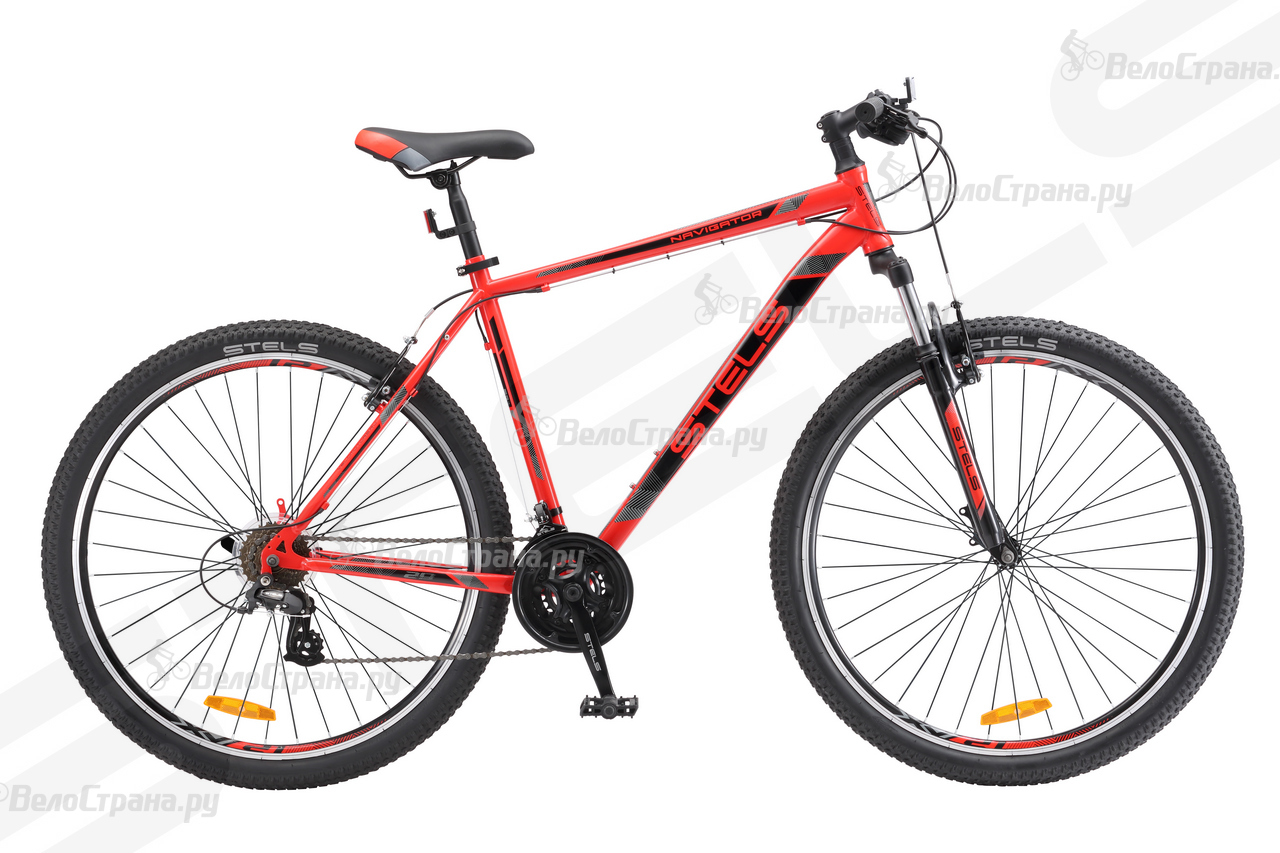 Велосипед Stels Navigator 500 V 29 V020 (2018) велосипед stels navigator 310 2016