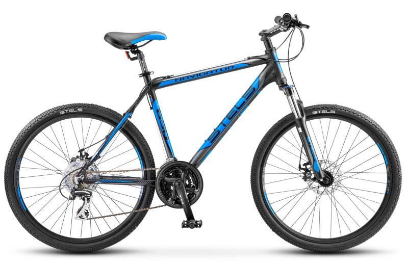 Купить Горный велосипед Stels Navigator 650 MD V030 (2018)