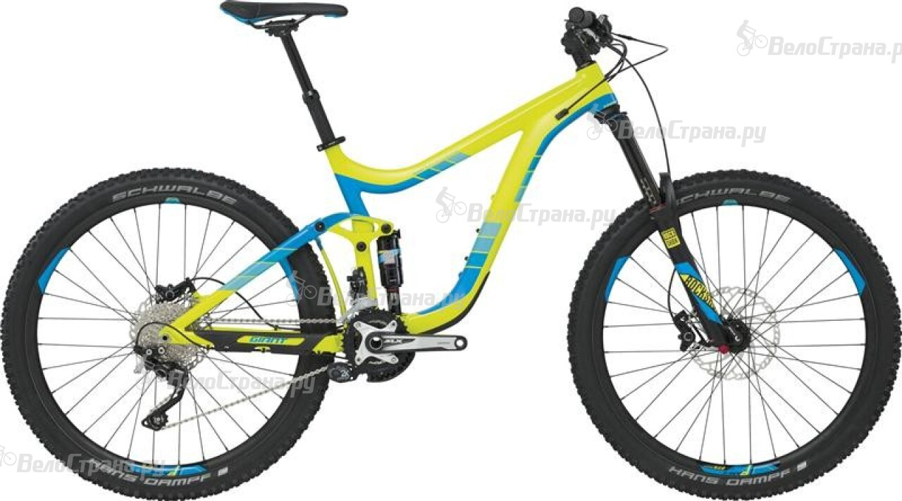 Велосипед Giant Reign 27.5 2 LTD (2016)