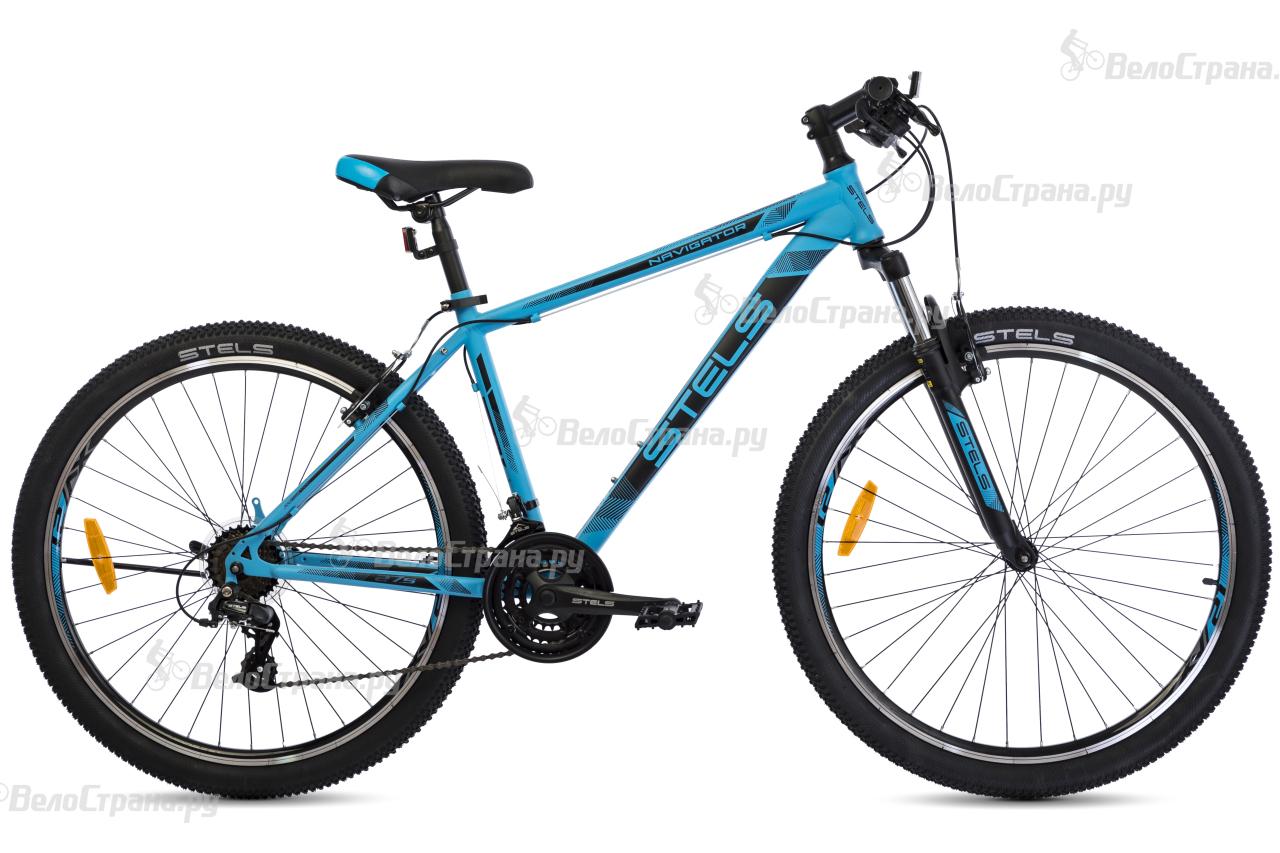 Велосипед Stels Navigator 500 V 27.5 V020 (2018)
