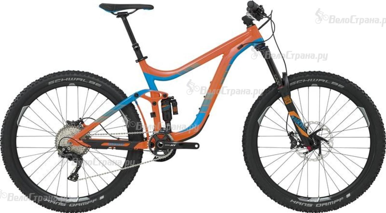 Велосипед Giant Reign 27.5 1.5 LTD (2016)