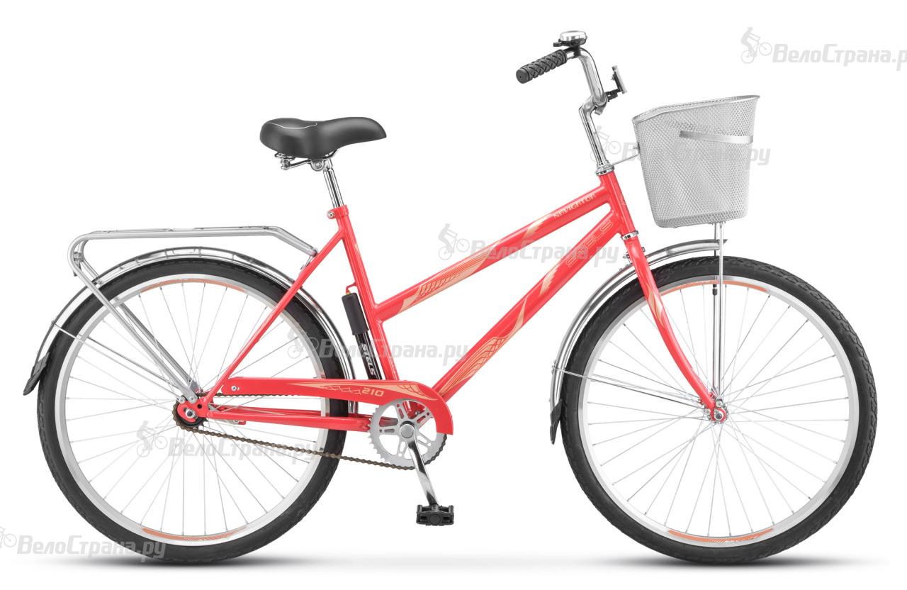 Велосипед Stels Navigator 210 Lady Z010 (2018) велосипед stels navigator 150 3sp lady 2016