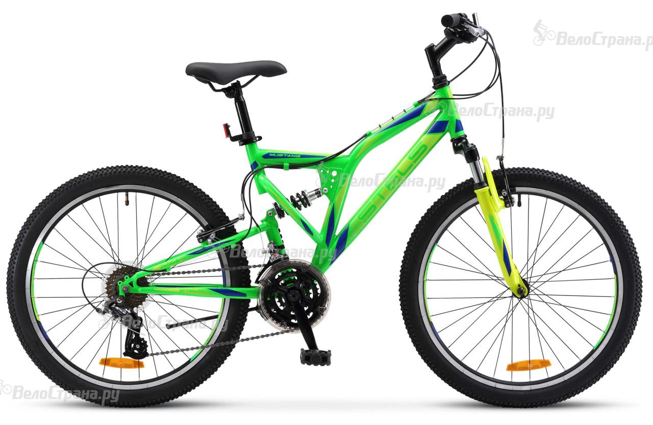Велосипед Stels Mustang V 24 V020 (2018) велосипед stels mustang 2015