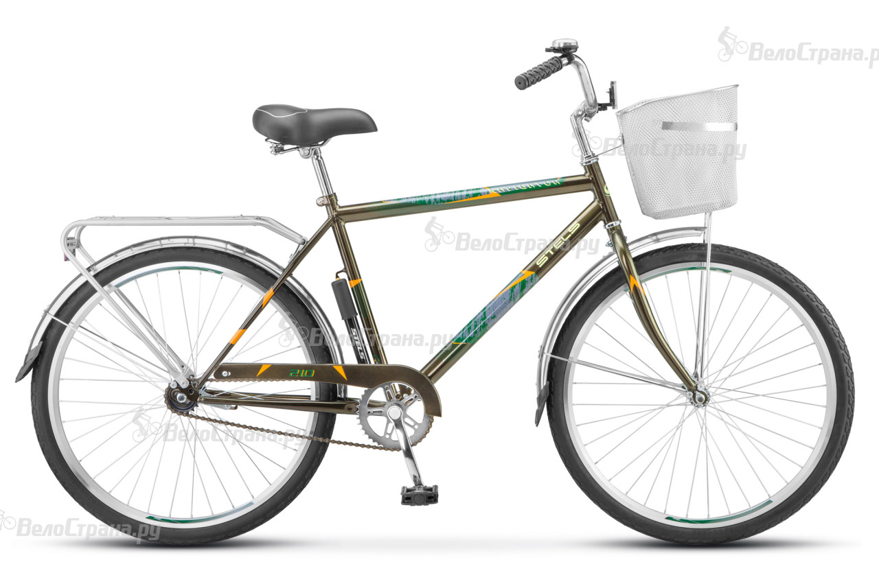 Велосипед Stels Navigator 210 Gent Z010 (2018) велосипед stels navigator 380 2016