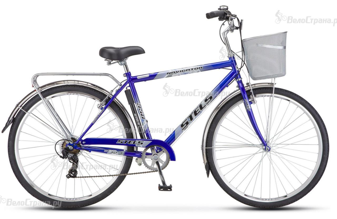 Велосипед Stels Navigator 350 Gent Z010 (2018) велосипед с корзиной stels navigator 380 gent 20 2015 black green