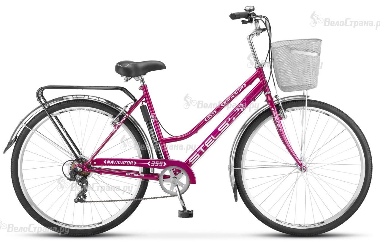 Велосипед Stels Navigator 355 Lady Z010 (2018) велосипед stels navigator 150 3sp lady 2016