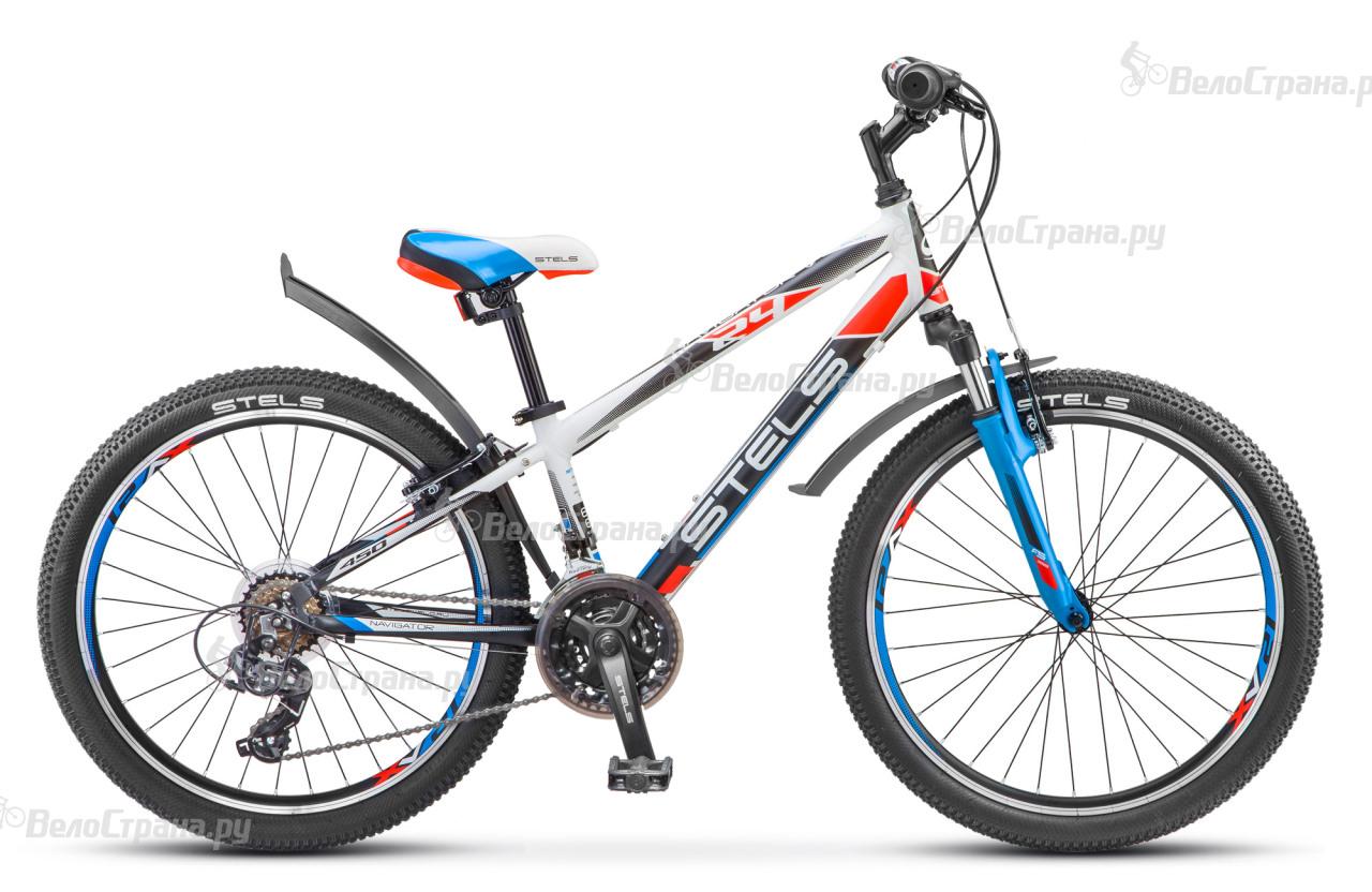 Велосипед Stels Navigator 450 V V021 (2018)