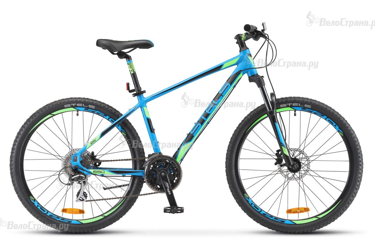 Велосипед Stels Navigator 650 D V010 (2018)